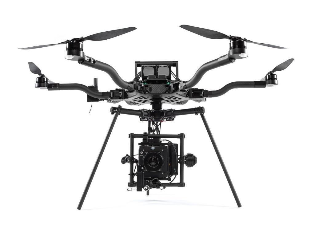 Drone per riprese aeree con drone